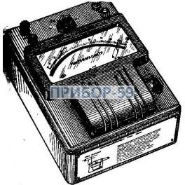 Микрофарадометр переносной Д524