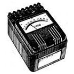 Фазометр трехфазный Д510