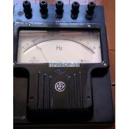 Д506М частотомер переносной