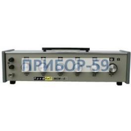Магазин Сопротивлений Повышенной Мощности ПрофКиП МСМ-3