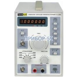 Генератор Сигналов Низкочастотный ПрофКиП Г3-120М