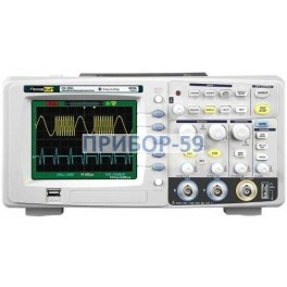Осциллограф цифровой ПрофКиП С8-1102