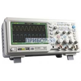Осциллограф цифровой ПрофКиП С8-2051