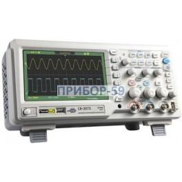 Осциллограф цифровой ПрофКиП С8-2073