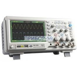 Осциллограф цифровой ПрофКиП С8-2201