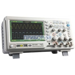 Осциллограф цифровой ПрофКиП С8-4102