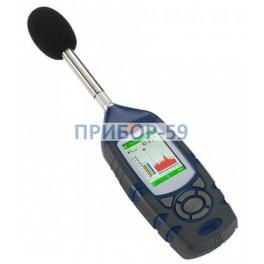 Прецизионный шумомер testo CEL-620A