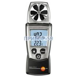Термогигроанемометр testo 410-2