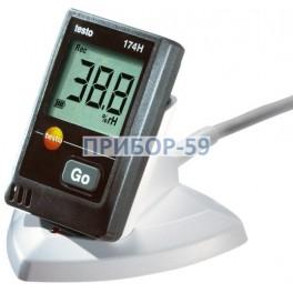Логгер данных температуры и влажности testo 174H