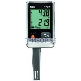 Логгер данных влажности и температуры testo 175 H1