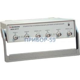 АСК-3117 Четырехканальный USB осциллограф