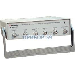 АСК-3107 Четырехканальный USB осциллограф