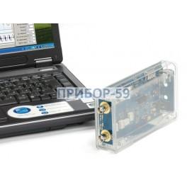 АСК-3102 Двухканальный USB осциллограф + анализатор спектра