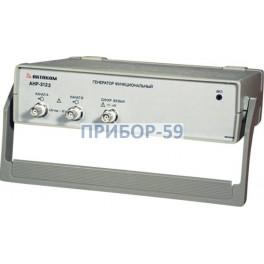 АКТАКОМ АНР-3122 USB Генератор сигналов произвольной формы
