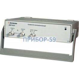 АКТАКОМ АНР-3121 USB Генератор сигналов произвольной формы